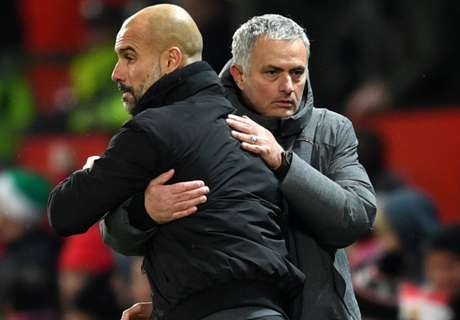 Pep aims another dig at Mourinho's methods