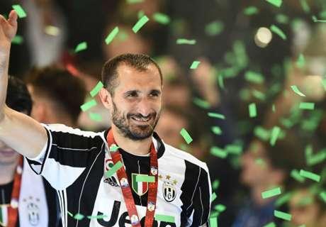 Chiellini delighted with Coppa win