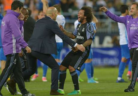 Marcelo revels in La Liga triumph