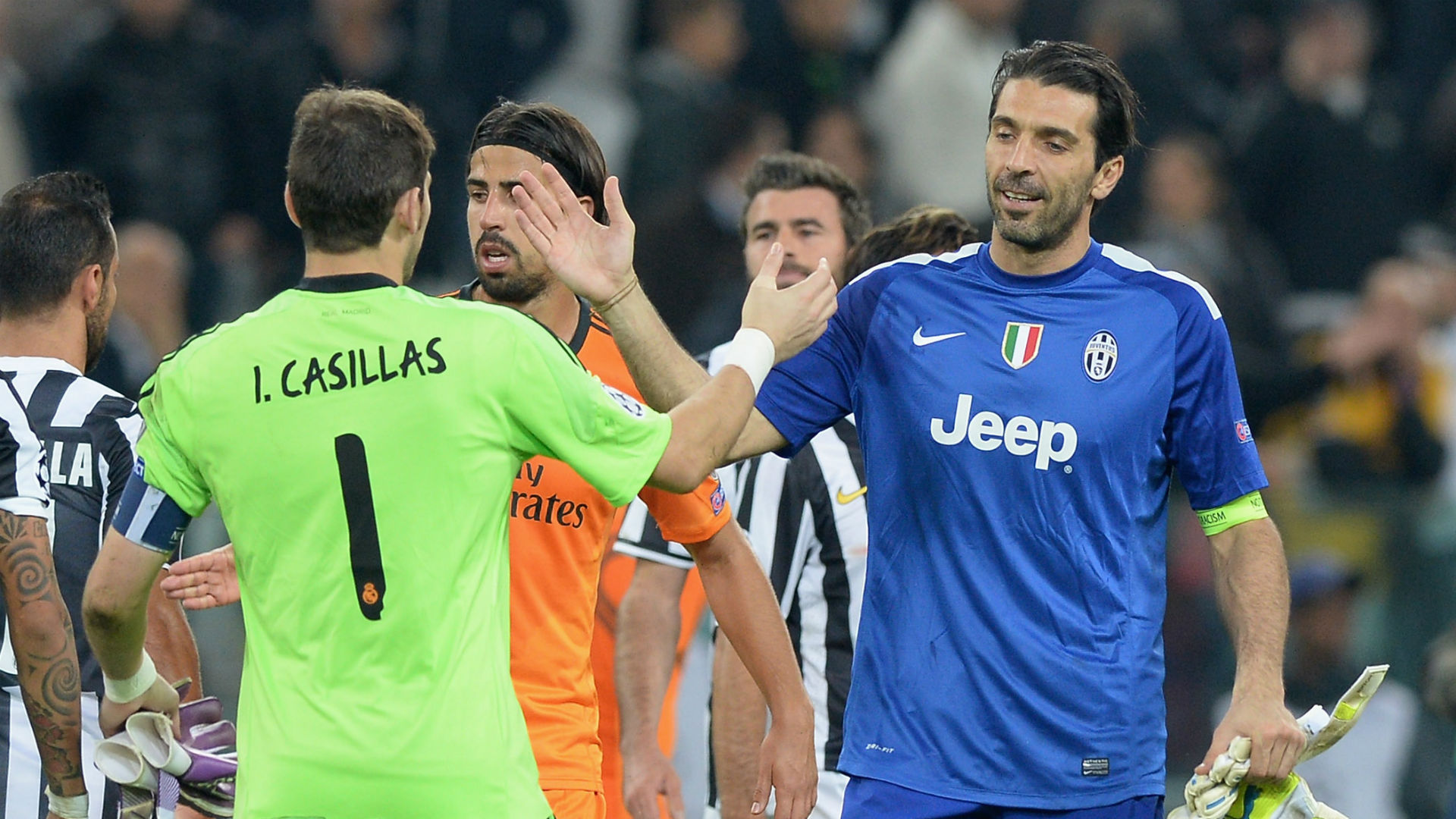 'I have always admired Casillas' - Buffon looking forward to meeting Porto's No. 1
