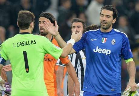 Buffon eager for Casillas meeting