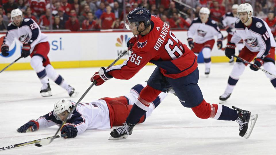 Andre Burakovsky injury update  Capitals F to have surgery cf58eeae7c5