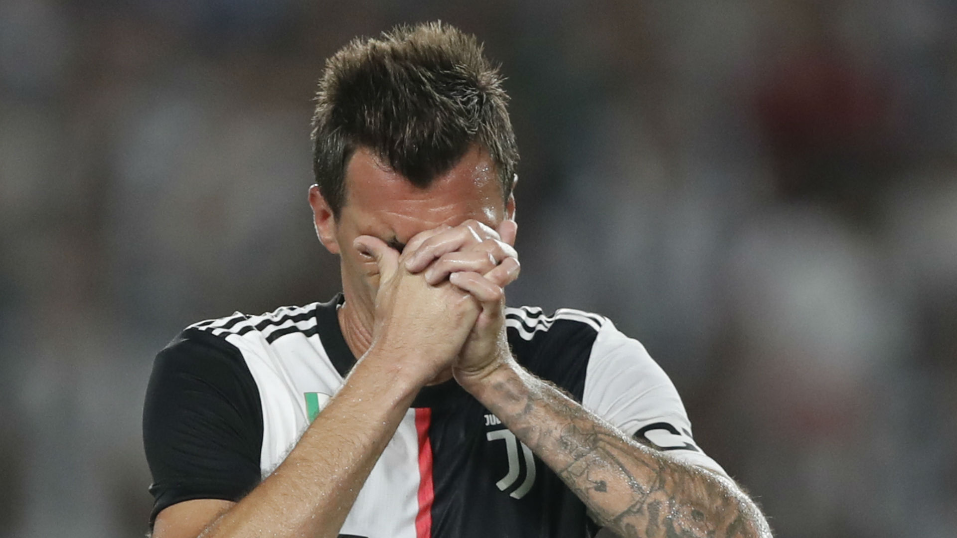Mandzukic left out by Juventus amid Qatar transfer speculation
