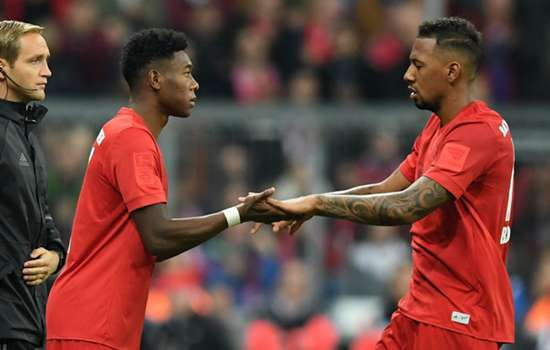 Boateng withdraws from Germany squad