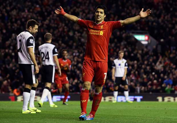 Gerrard: Suarez can rival Messi and Ronaldo