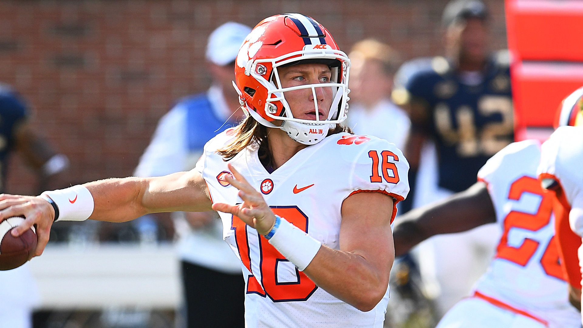 Clemson names Trevor Lawrence starting quarterback | NCAA ...