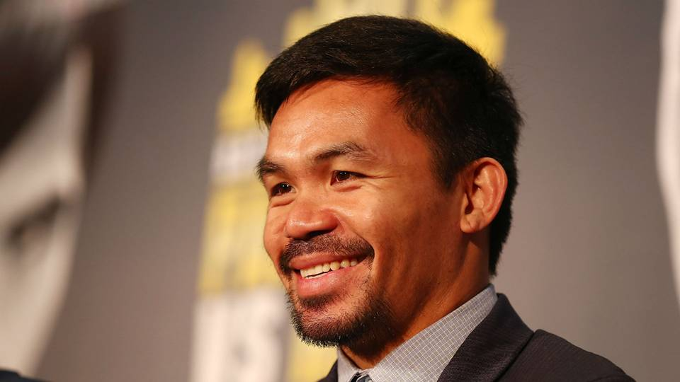 Manny Pacquiao - cropped