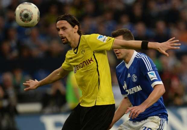 Dortmunds Neven Subotic will nach seinem Kreuzbandriss bald wieder angreifen
