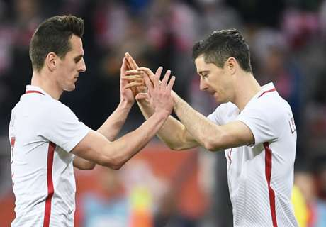 Milik can match Lewandowski - Reina