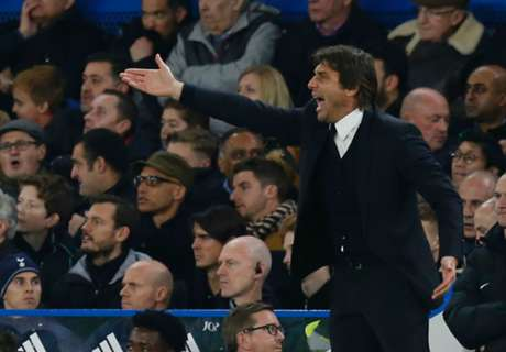 Conte admits Chelsea got lucky