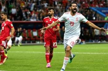 Iran 0 Spain 1: Costa goal breaks stubborn resistance
