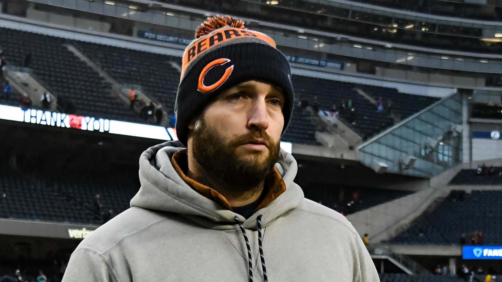Chicago Bears officially release QB Jay Cutler, move into new era