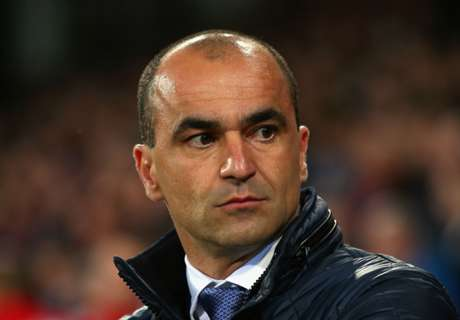 Martinez frustrated by Belgium