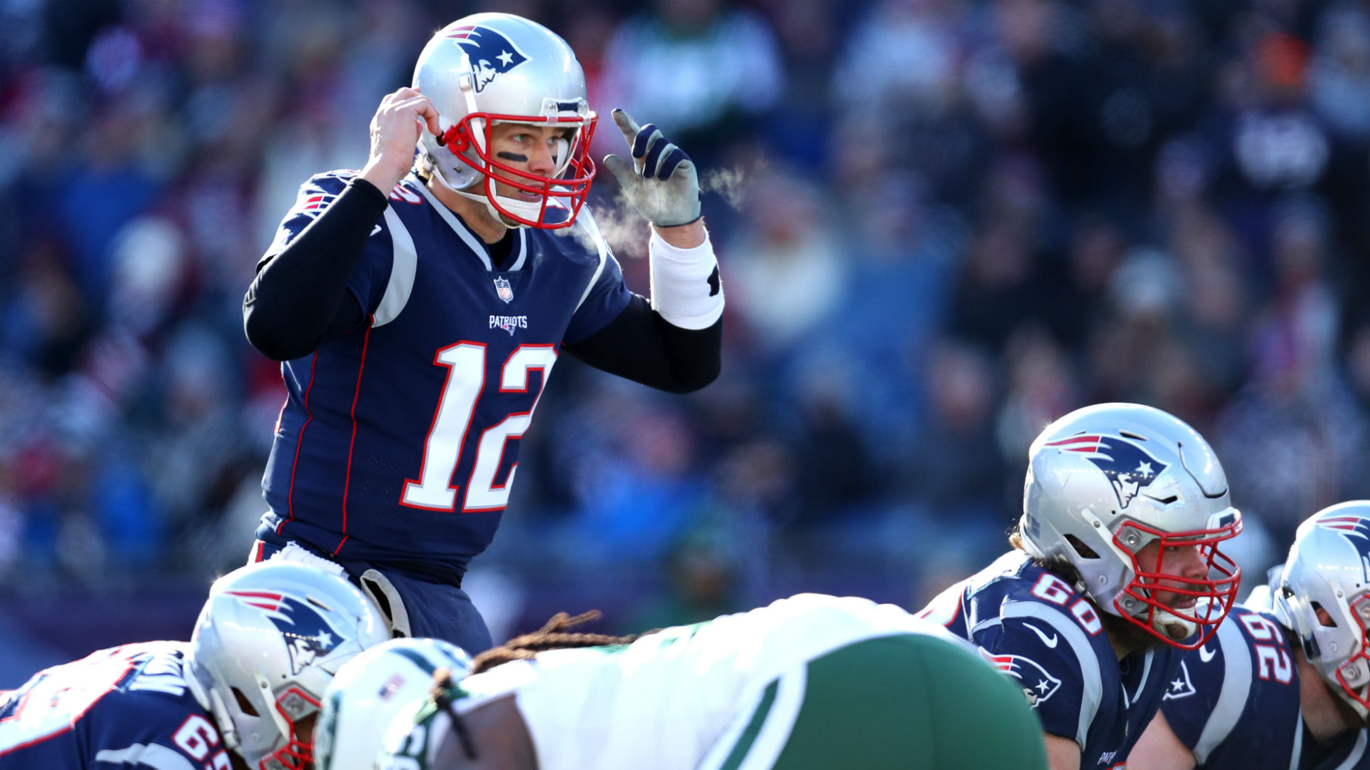 Patriots are treating regular-season finale vs. Jets like playoff game