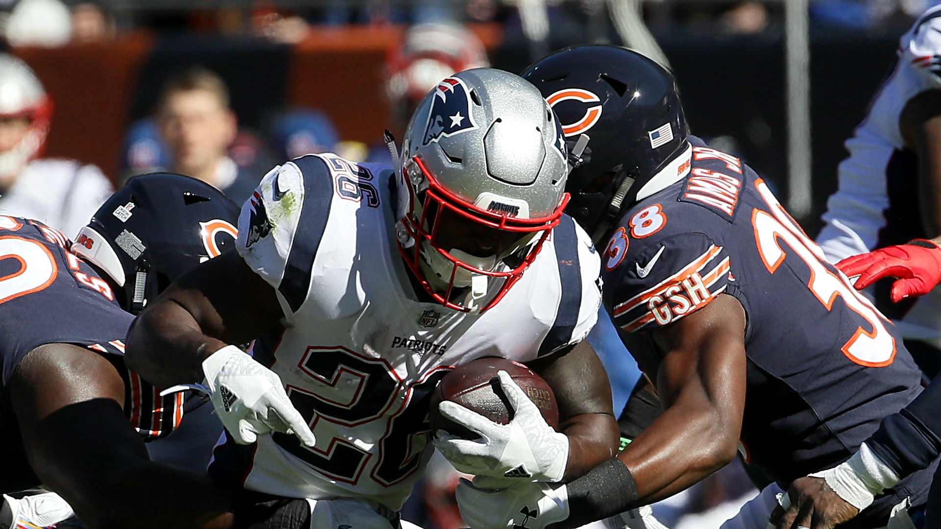 Sony Michel among 5 Patriots to open camp on PUP list, reports say