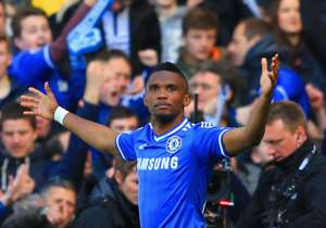 5. Samuel Eto'o was already past his best when he arrived at Stamford Bridge in 2013 from Anzhi Makhachkala, but still demonstrated glimpses of the quality that had made him one of Europe's most feared forwards earlier in his career. He averaged just u...