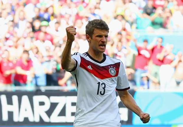 Muller: Germany are better than in 2010