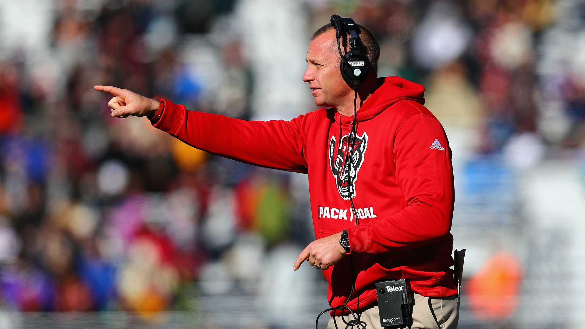 NC State coach Dave Doeren rejects Tennessee offer