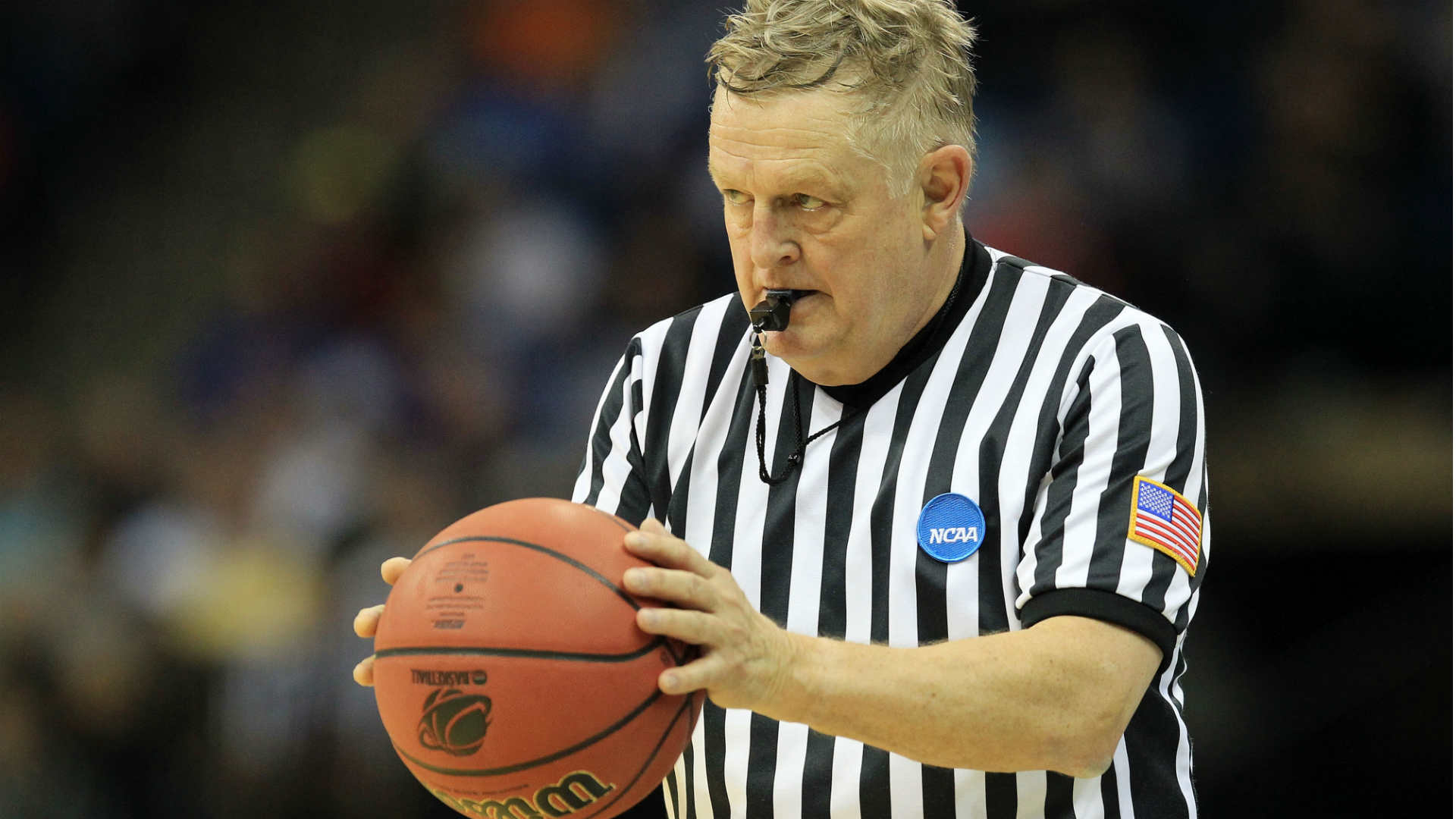 NCAA referee Jim Burr retires after 39 years | NCAA Basketball | Sporting News