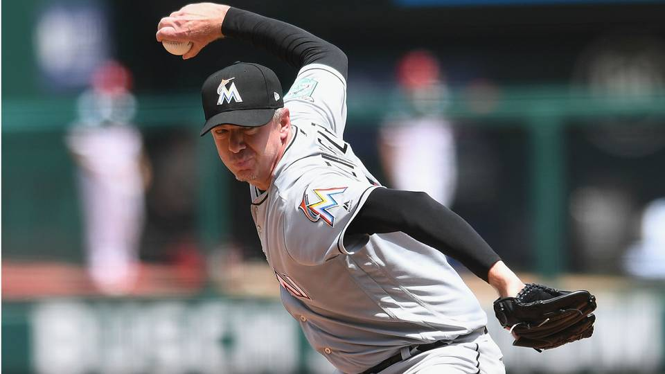 MLB trade rumors: Cubs, Red Sox among likely landing spots for Marlins reliever Brad Ziegler
