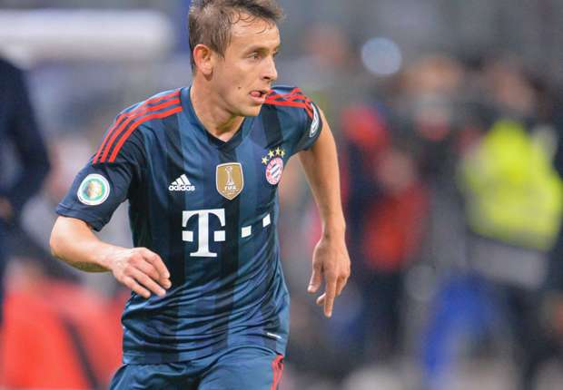 Rafinha: Guardiola has ignited my Bayern career