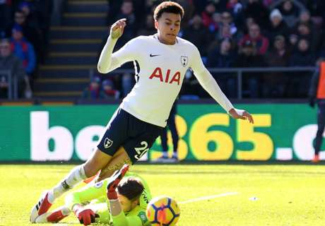 Alli hits back at dive claims: I get fouled a lot