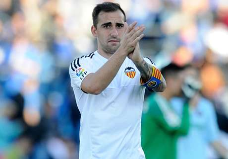 Ayestaran: Alcacer unable to play
