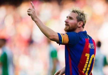 Messi to make Barca comeback