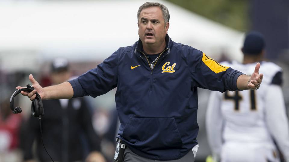 after missing on smu's chad morris, baylor search turns to cal's ...