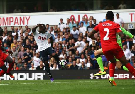 Spurs and Liverpool share the points