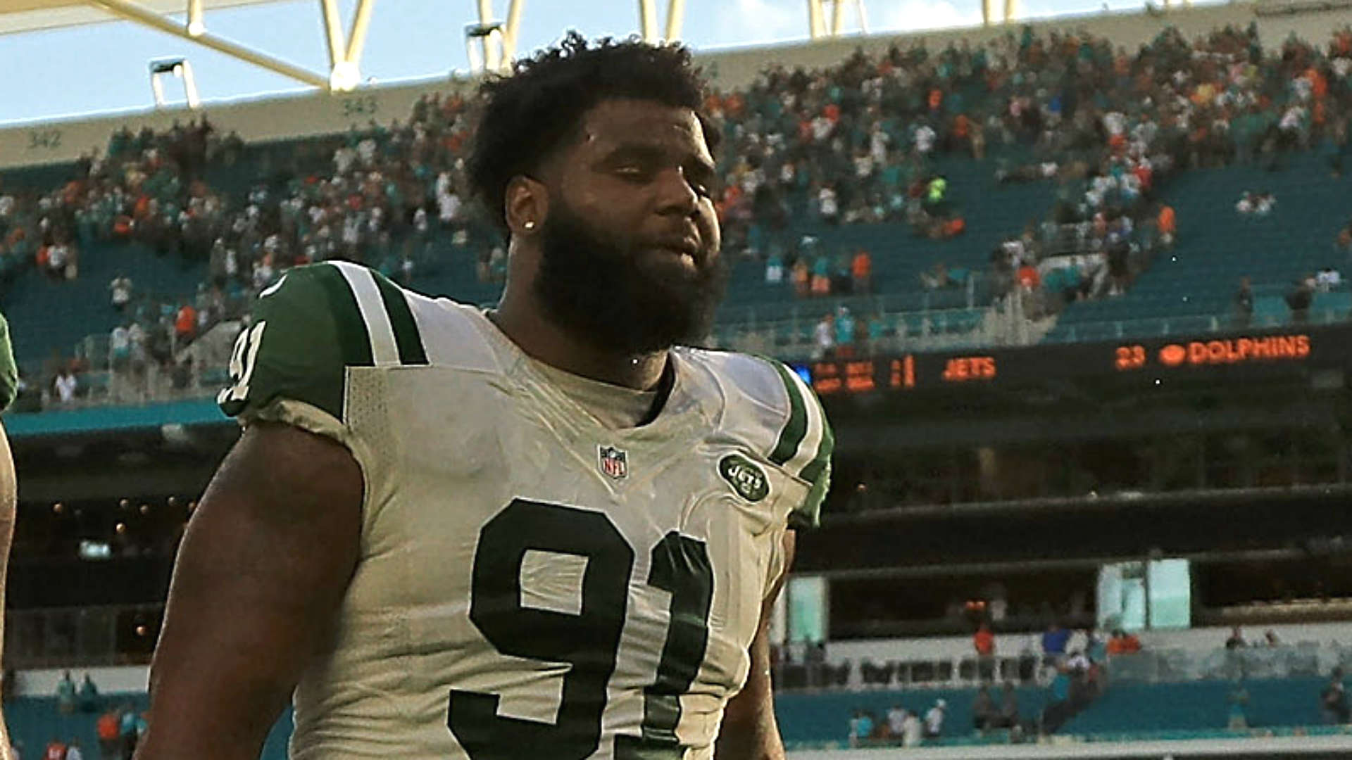 Report Jets Sheldon Richardson Muhammad Wilkerson benched for