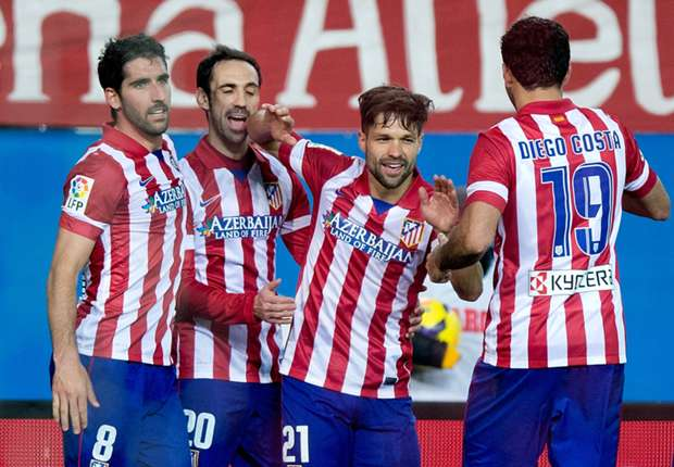 Simeone: Diego can be crucial for Atletico