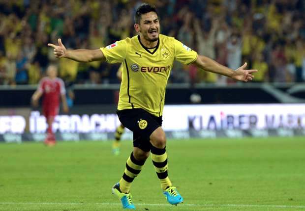 Gundogan a perfect fit for Moyes' Manchester United overhaul