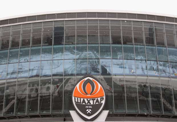Shakhtar's club offices occupied by armed men