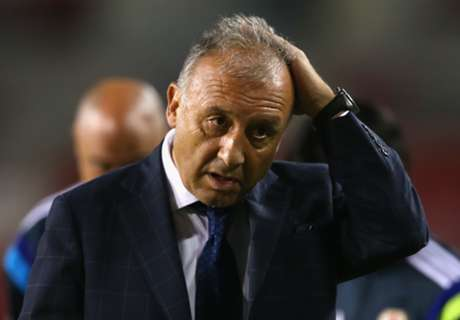 Zaccheroni sacked after 120 days