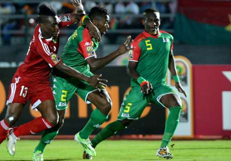 Laporan: Kongo 2-1 Burkina Faso