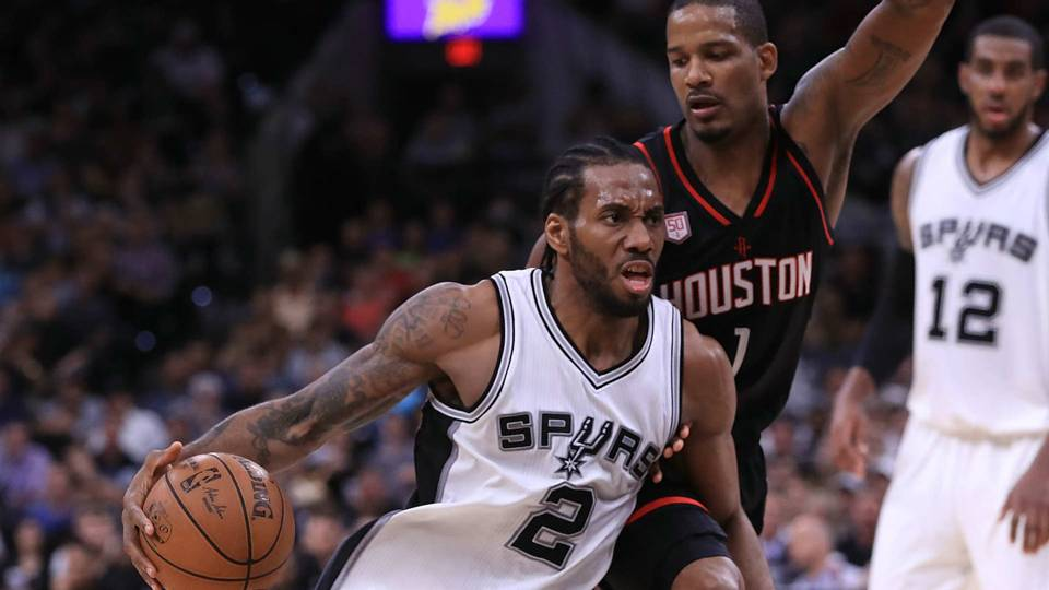 9d48120be NBA trade rumors  Kawhi Leonard wants out of San Antonio