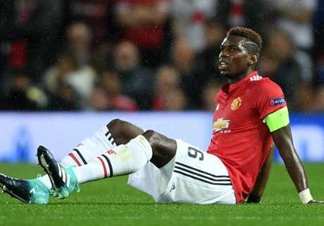 Jose Mourinho Tidak Tahu Kapan Paul Pogba Kembali