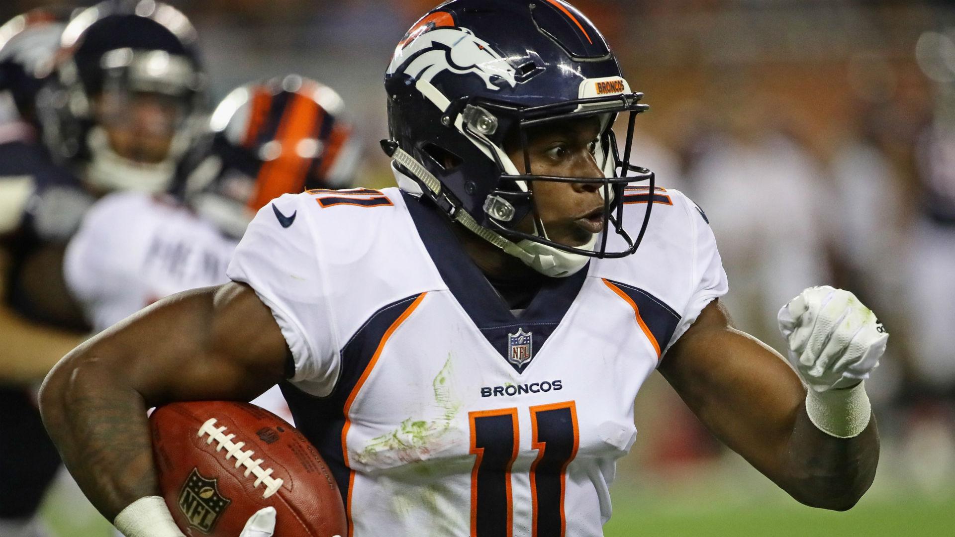 Broncos' Carlos Henderson hoping to rejoin team after strange absence
