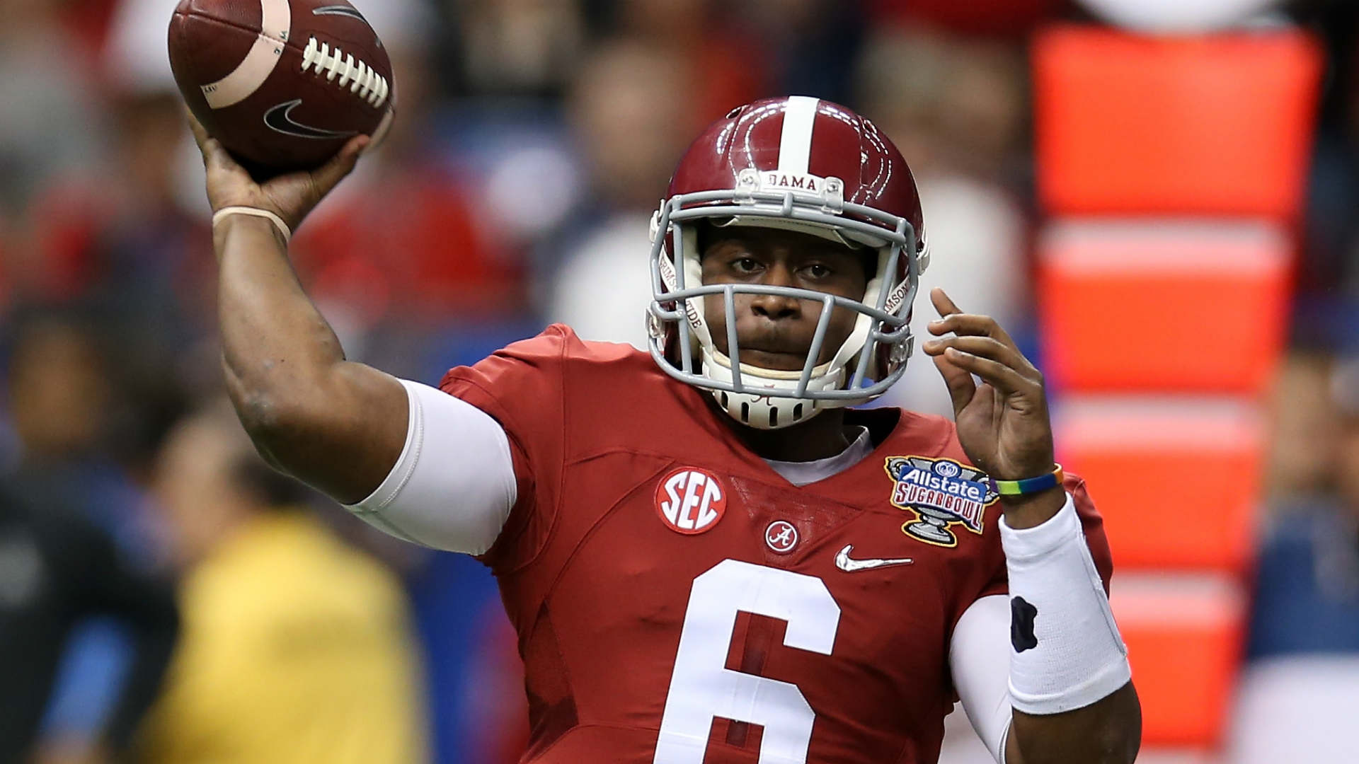 Former Alabama QB Blake Sims lands in CFL
