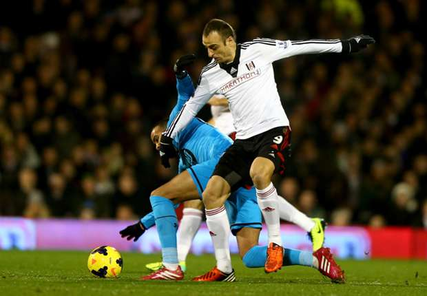 Riether: Berbatov crucial to Fulham survival