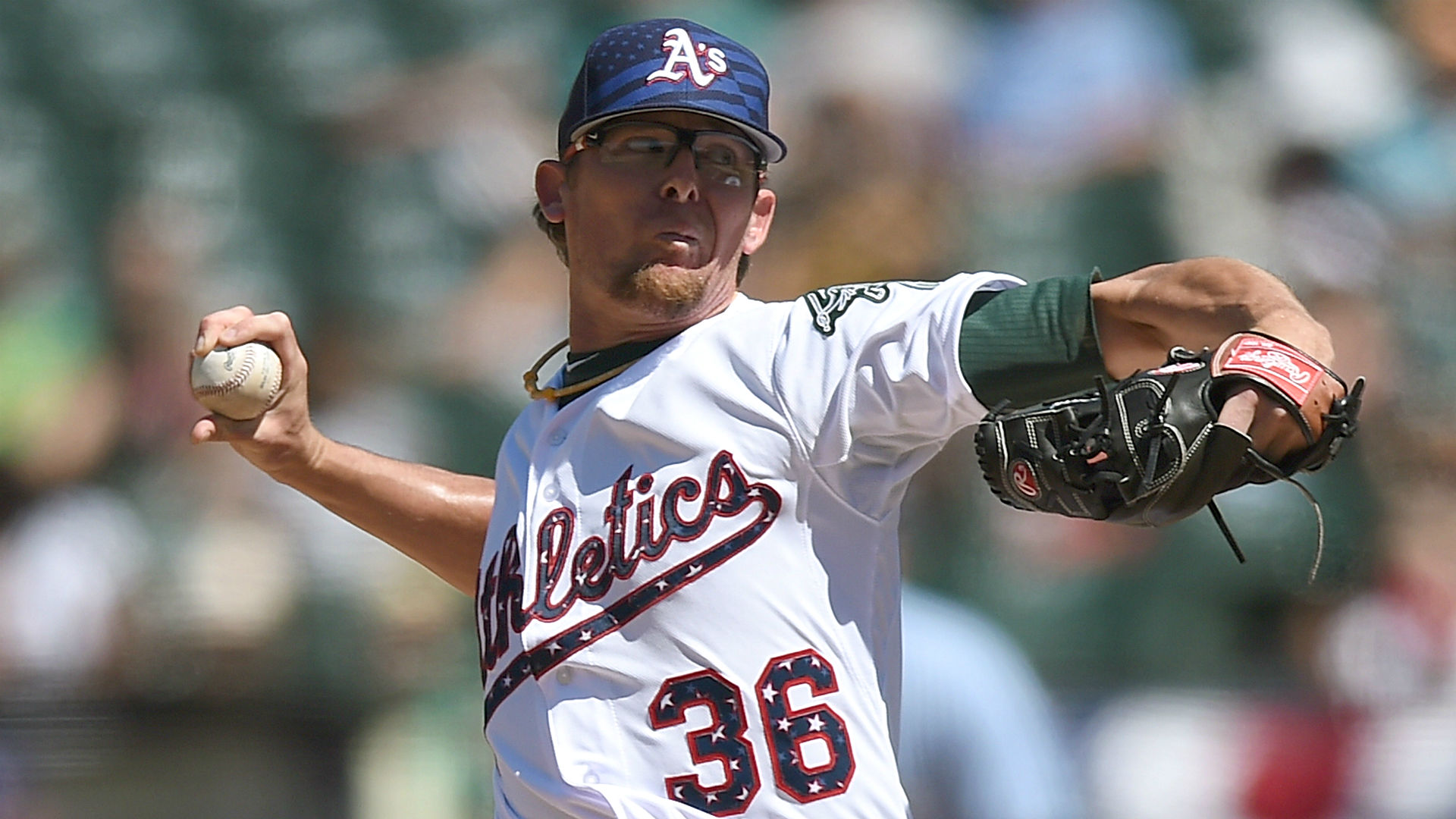MLB trade rumors: Mets acquire Tyler Clippard from Athletics, add to bullpen