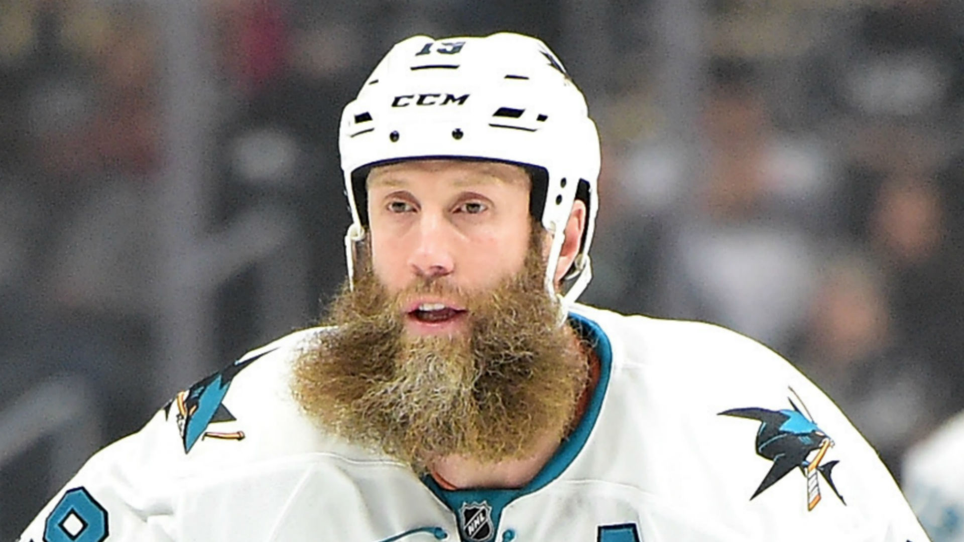 Sharks' Joe Thornton joins NHL short list with milestone ...