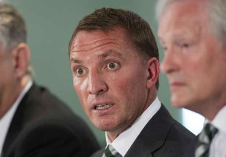 Celtic humbled in Rodgers debut
