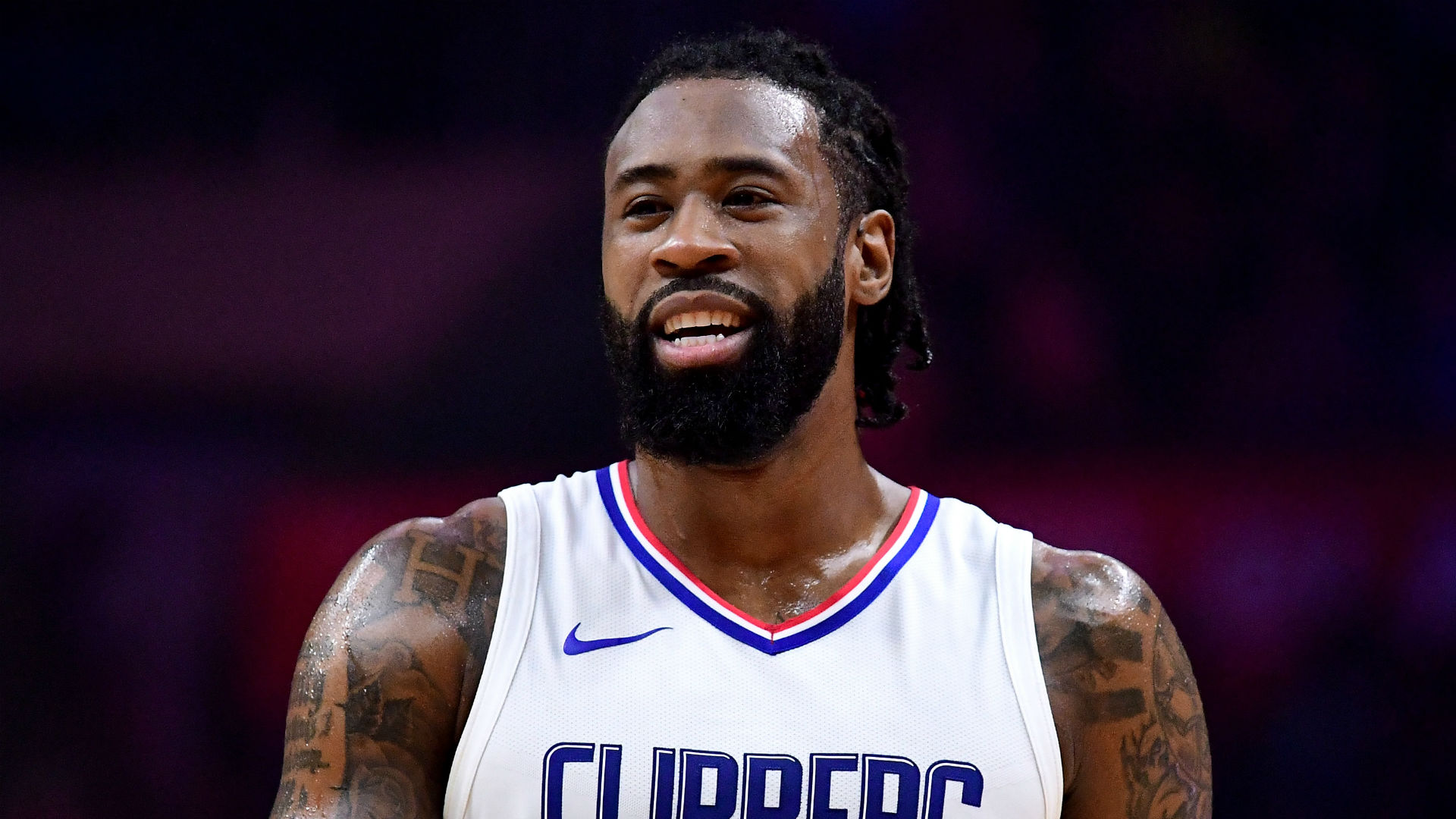 Clippers bid farewell to DeAndre Jordan amid Warriors reports