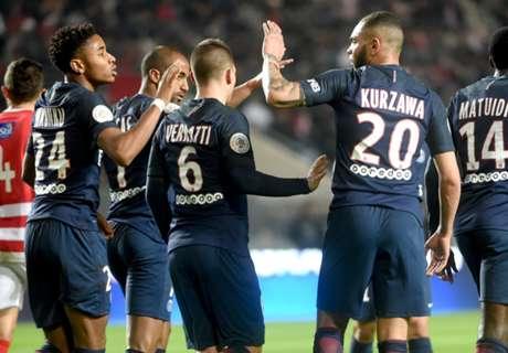 Draxler makes PSG debut