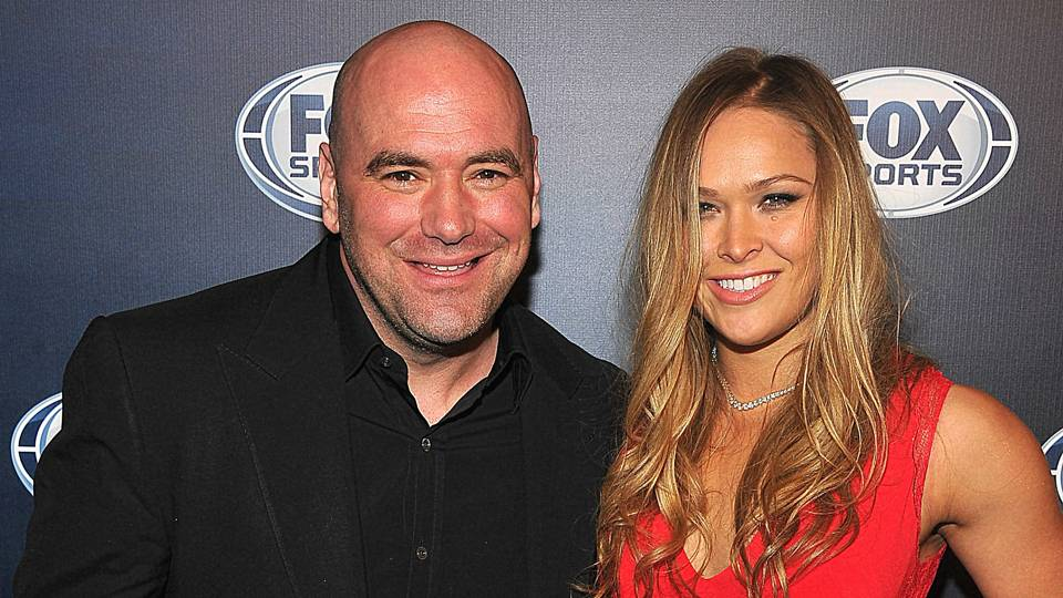 ronda rousey is getting married saturday dana white says mma