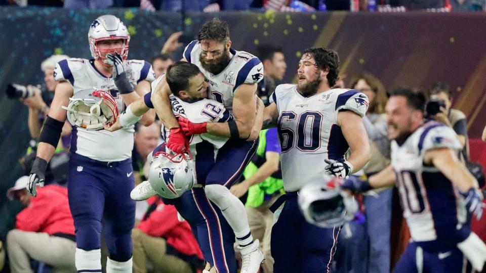 Super Bowl 51  Patriots complete incredible comeback to win fifth  championship 3ccc84d9c