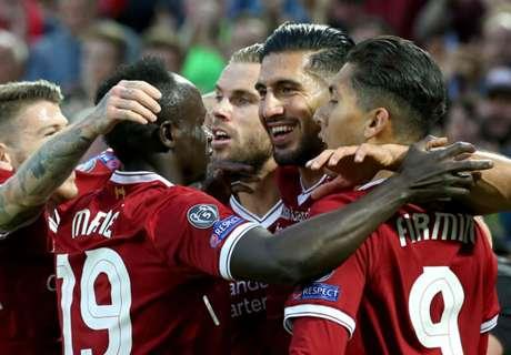 Liverpool Lolos Ke Fase Grup UCL