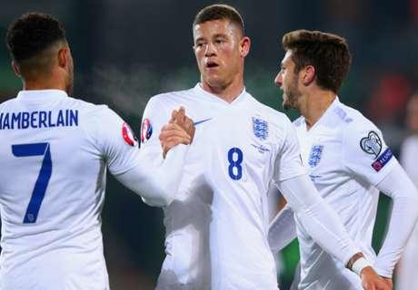 Lithuania 0-3 England: Perfect 10